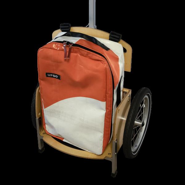 UPSO Tasche für Leaf Faltanhänger