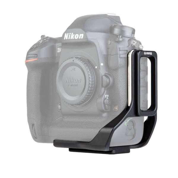 Really Right Stuff BD6-L: L-Winkel für Nikon D6