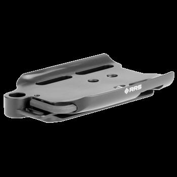 Really Right Stuff BMBD17: Schnellwechselplatte für Nikon D500 mit MB-D17 Batteriegriff