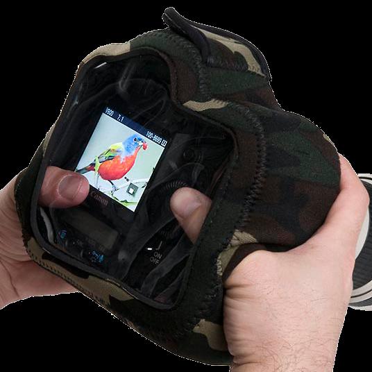 LensCoat™ BodyGuard™ Pro CB (Clear Back)