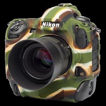 EasyCover Silikonschutzhülle für Nikon D5 - Camouflage