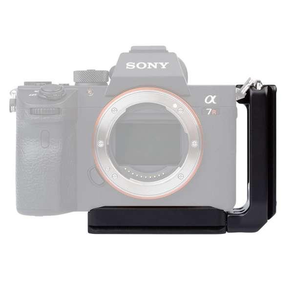 ProMediaGear PLSA74 L-Winkel für Sony Alpha A7 R IV und a7 IV