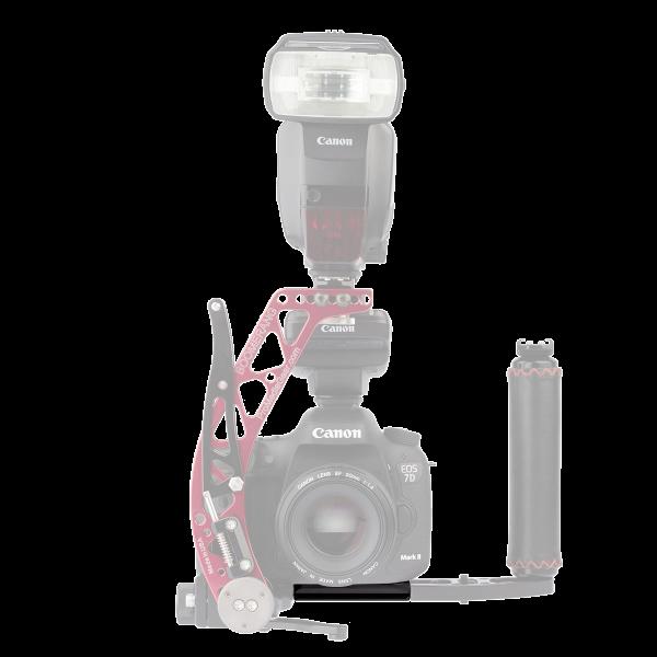 ProMediaGear PBC7Dm2- Schnellwechselplatte für Canon EOS 7D Mark II