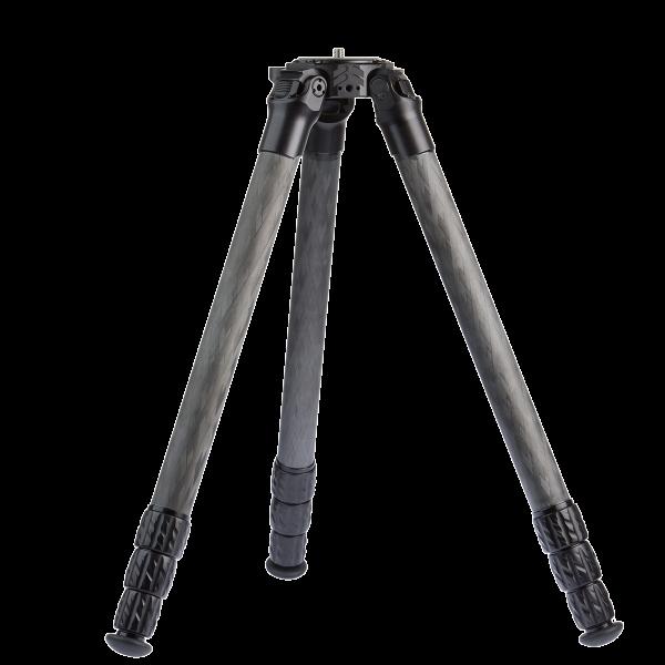 ProMediaGear TR344 PMG Pro Stix 4-Beinsegmente pro Bein, maximal 1,50 m hoch, Karbonstativ