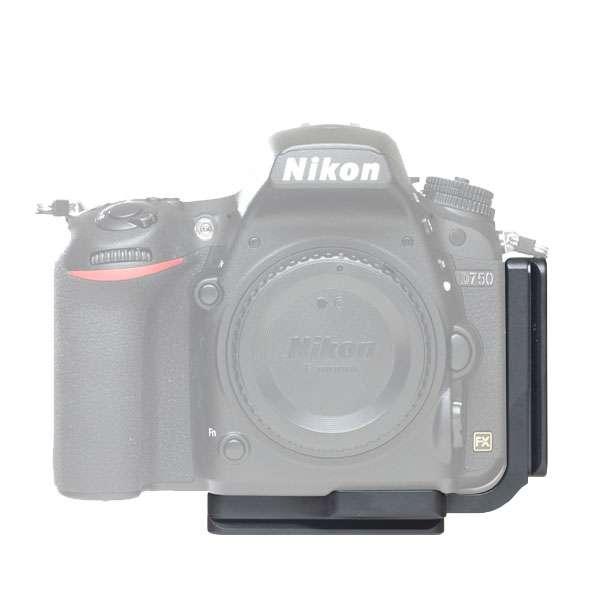 Kirk BL-D750 Kamera-L-Winkel mit QD-Aufnahme