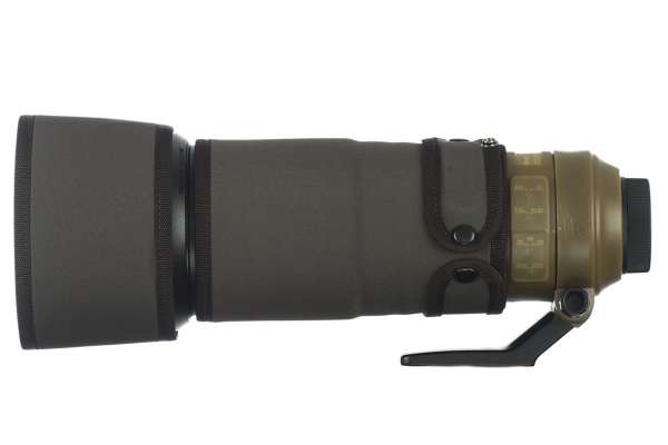 Camshield für Nikon 200-500mm AF-S f/5.6E ED VR Objektivschutz-und Tarnung