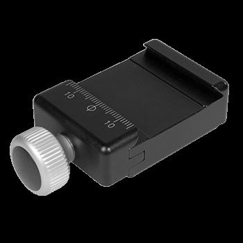 Really Right Stuff B2-FAB-B 38mm Schnellwechselklemme für BEX und LMT Abstandhalter