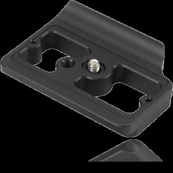 Kirk PZ-137 Schnellwechsel-Kameraplatte für Canon 7D mit BG-E7