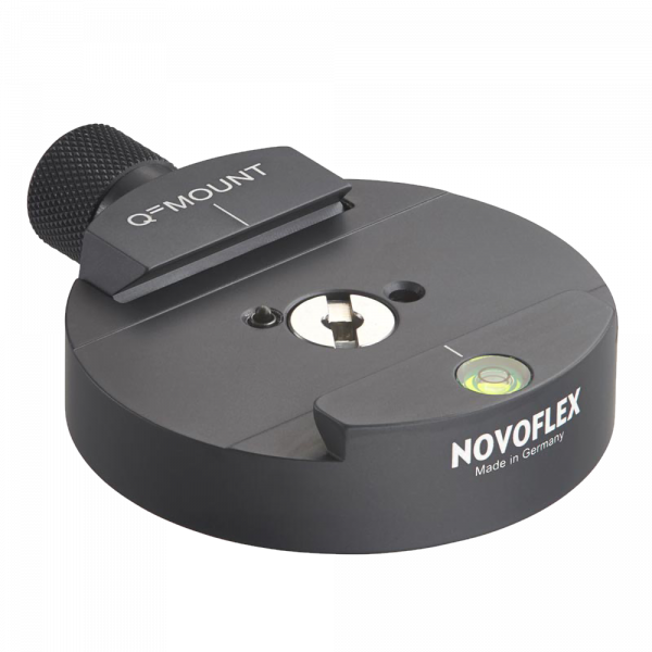 Novoflex Q=MOUNT Schnellkupplung