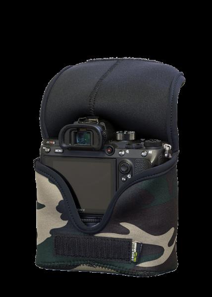 LensCoat™ Kameratasche BodyBag™ M (mit Batteriegriff)