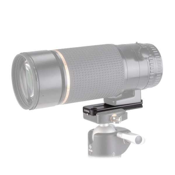 Really Right Stuff L85- Universal-Objektivplatte 91mm