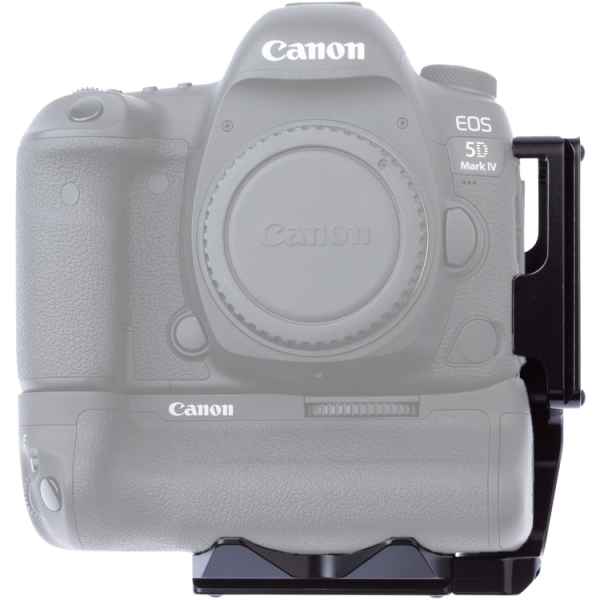 ProMediaGear PLCBGE20 L-Winkel für die Canon 5D Mark IV mit Batteriegriff BG-E20