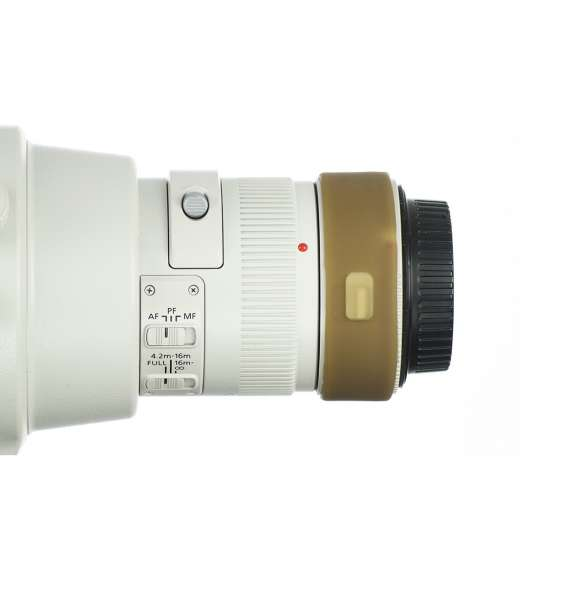 Camshield für Canon Extender EF 1.4 x III Objektivschutz-und Tarnung