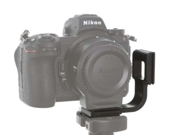 Kirk BL-FTZV2 L-Bracket für Nikon FTZ Adapter