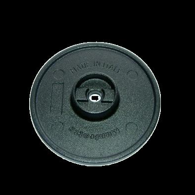 Manfrotto R4075,15 Montageplattform für 055 Manfrotto Magnesium Kugelköpfe