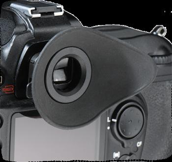 Hoodman Augenmuschel für Canon Kameras mit 22 mm Okular