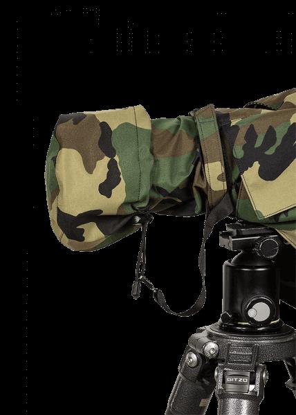 LensCoat™ RainCap Small Regenschutzkappe