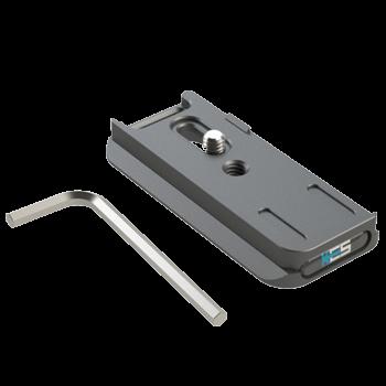 Kirk Schnellwechsel-Kameraplatte PZ-170 für Fuji X-T2