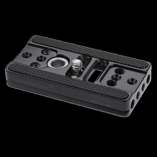 ProMediaGear PBX3 Universal-Schnellwechselplatte 76 mm
