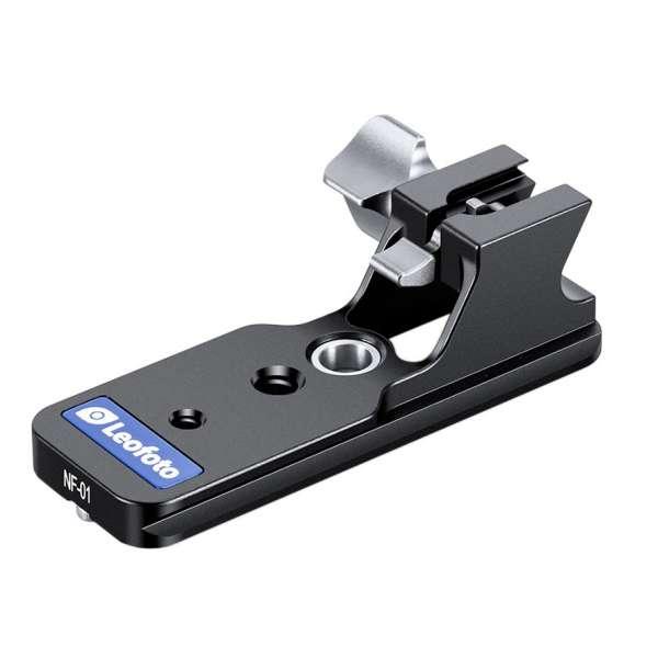 Leofoto NF-01 Ersatzfuß mit QD-Aufnahme für Nikon 70-200mm f2,8E FL & 500 mm f/5.6E PF