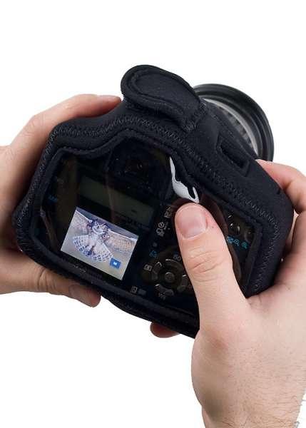 LensCoat™ BodyGuard™ Compact CB (Clear Back)