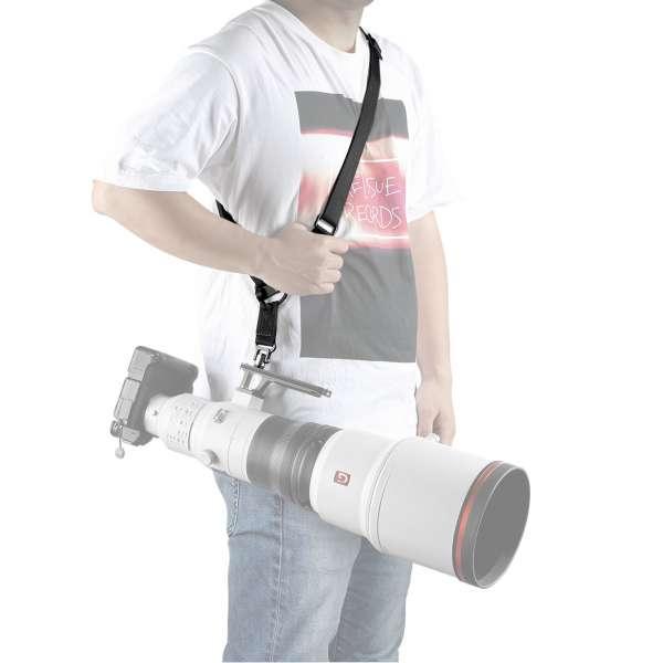 Leofoto SP-01 Kameragurt mit QD-Schnellwechselanschluss (Magpul-kompatibel)