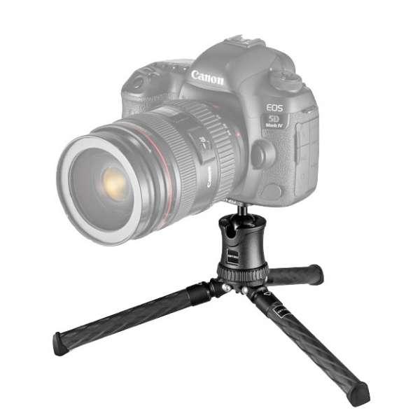 Gitzo GKTBB1 Ministativ Traveler für CSC / DSLR Kameras (schwarz)