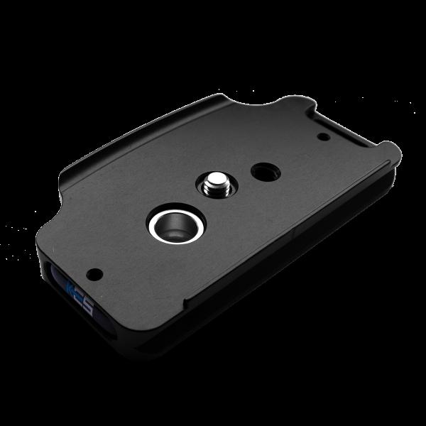 Kirk PZ-176 Schnellwechsel-Kameraplatte für Nikon D850