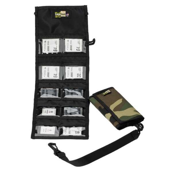 LensCoat MWCF10 Speicherkartentasche