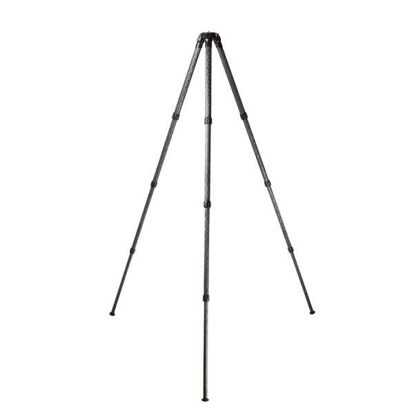 ProMediaGear TR344L PMG Pro Stix 4-Beinsegmente pro Bein, maximal 1,80 m hoch, Karbonstativ