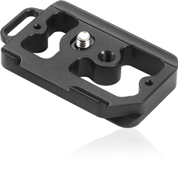 Kirk PZ-122 Schnellwechsel-Kameraplatte für Nikon D300 & D300s