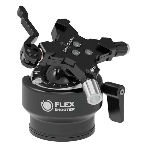 Flexshooter Pro Lever mit Hebelklemme
