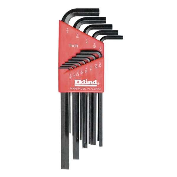Eklind 5LM65 13ner Innensechskantschlüsselsatz, (Zollwerkzeug)