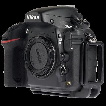 Really Right Stuff BD800-L- L-Winkel für Nikon D800 & D800E ohne Batteriegriff
