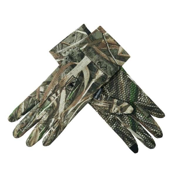 Deerhunter 8061 Max5 Handschuhe mit Silikon Dots