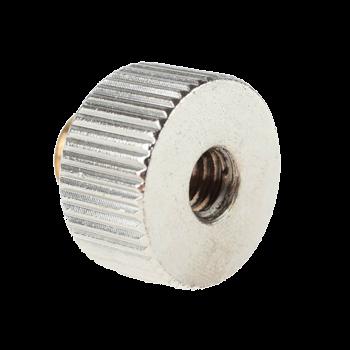 Dinkum Systems Gewinde-Adapter für Zubehör mit 3/8-Zoll-Innengewinde an 1/4-Zoll-Schraube - z.B. für