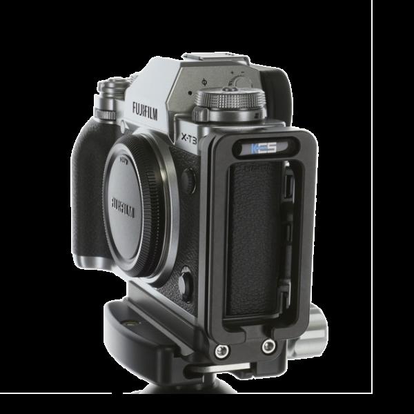 Kirk BL-XT3 Kamera-L-Winkel für Fuji X-T3