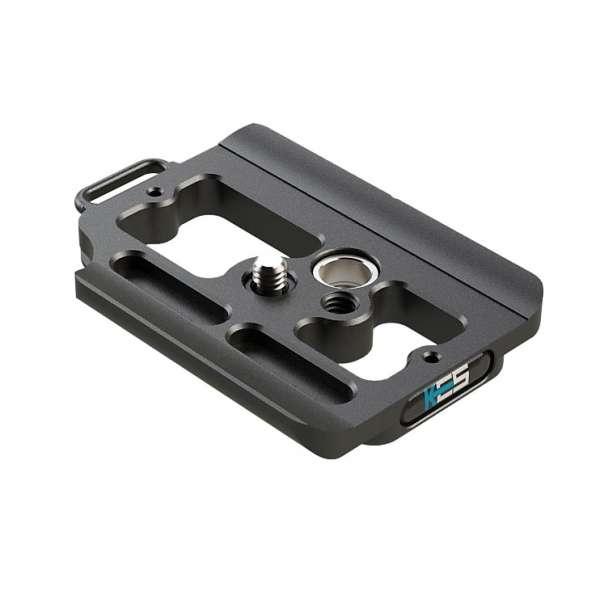 Kirk PZ-145 Schnellwechsel-Kameraplatte für Nikon D4/D5/D6 mit QD-Aufnahme