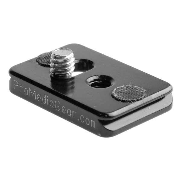 ProMediaGear PX1 Universal-Schnellwechselplatte 25.4 mm ohne Verdrehschutzanschlag