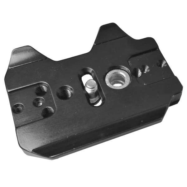 ProMediaGear PBND5 - Schnellwechselplatte für Nikon D5 & D6