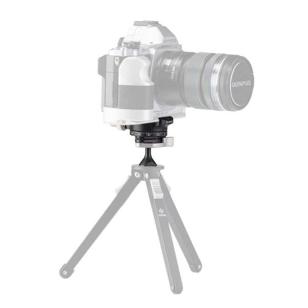 Really Right Stuff BPC-16 Micro-Kugelkopf mit Panoramafunktion