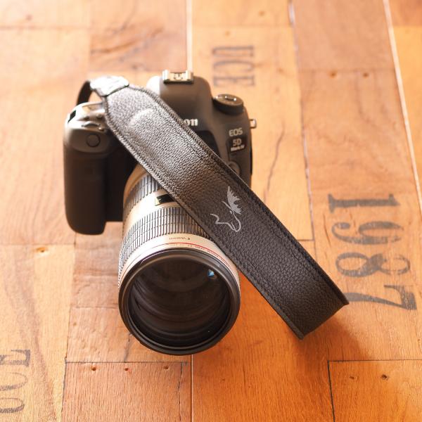 EDDYCAM EASY Plus - 45 mm Gurt aus Elchleder