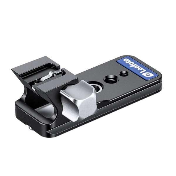 Leofoto NF-05 Ersatzfuß mit QD-Aufnahme für Nikon Z 70-200 f/2.8 VR-S