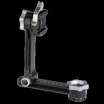 Really Right Stuff: PG-01 LR Kompakter Panoramakopf & Teleneiger mit Hebelklemme B2-40-LR / ohne Niv