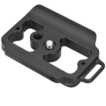Kirk Schnellwechsel-Kameraplatte PZ-147 für Nikon D800 & D800E & D810 mit MB-D12