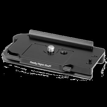 Really Right Stuff B7D2 - Schnellwechselplatte für Canon 7D Mark II ohne BG-E16