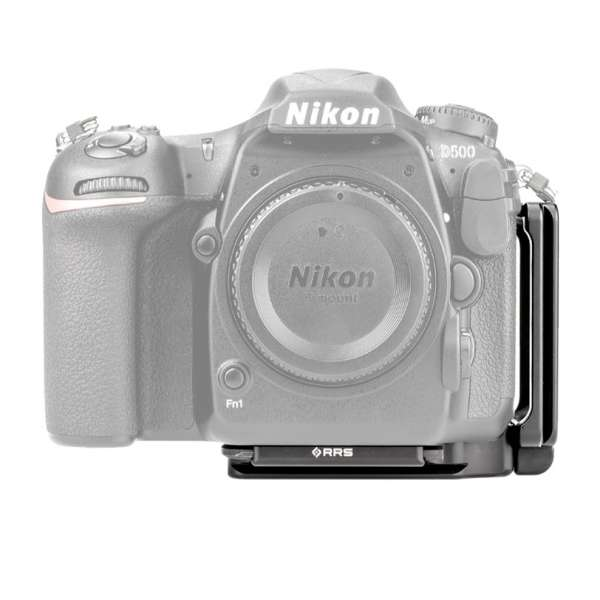 Really Right Stuff BD500-L L-Winkel für Nikon D500