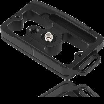 Kirk Schnellwechsel-Kameraplatte PZ-136 für Canon 7D