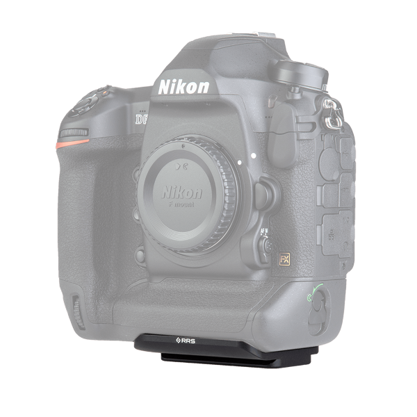 Really Right Stuff BD6: Schnellwechselplatte für Nikon D6
