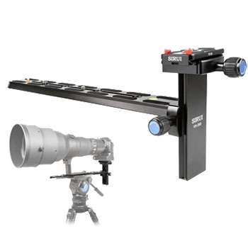 Sirui VP-350 Tele-Objektivschiene
